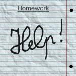 Ahhhhh homework