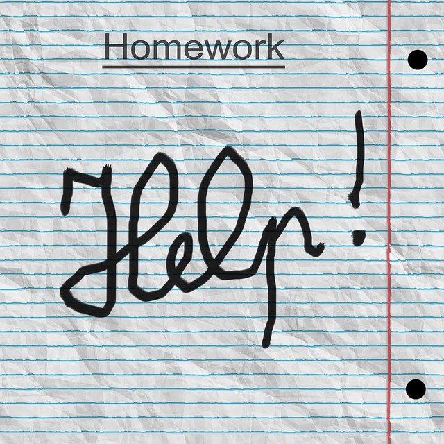 Can kids not do their own homework these day's?